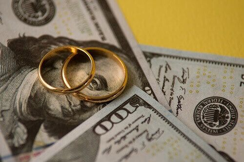High income divorce