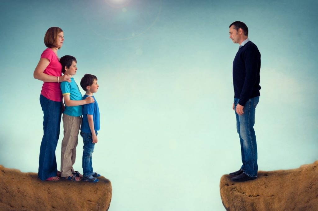 Child Custody Battle During Separation